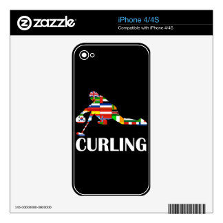 Curling Skins For The iPhone 4S