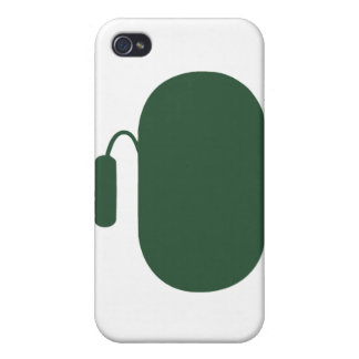Curling Stone iPhone Case Cases For iPhone 4