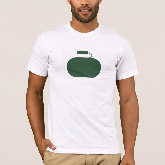 Curling Stone Shirt