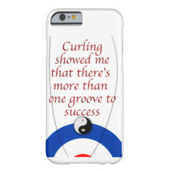 Curling Success Barely There iPhone 6 Case