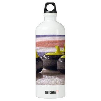 Curling Water Bottle