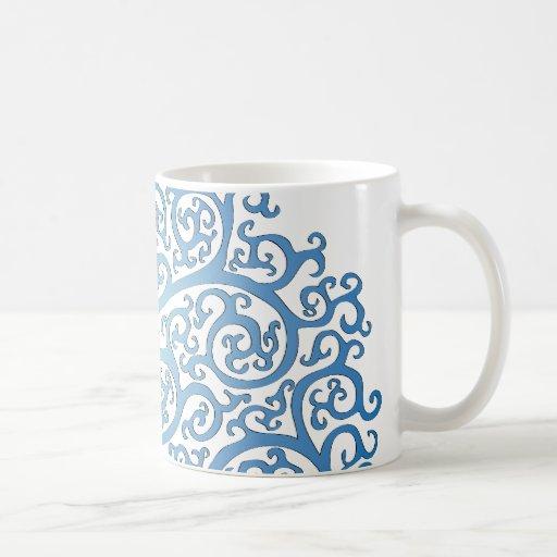 CurliQ Ice Foliage Mug