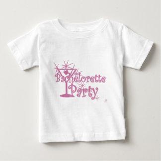 CurlMartiBachettePpink Baby T-Shirt