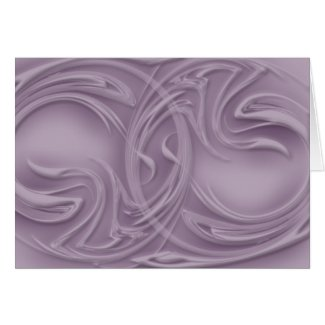 curls,purple,card,greeting card,artwork,