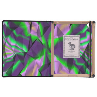 Curly abstract pattern cases for iPad