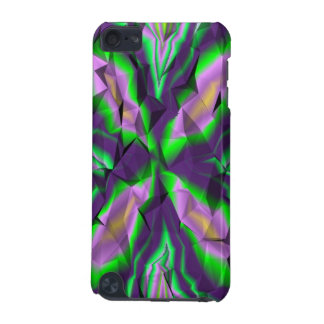 Curly abstract pattern iPod touch (5th generation) cover