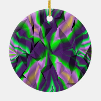 Curly abstract pattern ornament
