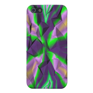 Curly abstract pern iPhone SE/5/5s cover
