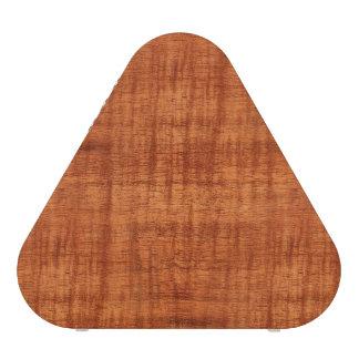 Curly Acacia Wood Grain Look Bluetooth Speaker