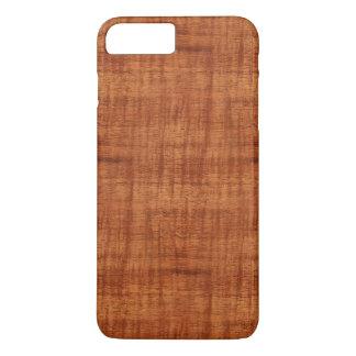 Curly Acacia Wood Grain Look iPhone 8 Plus/7 Plus Case