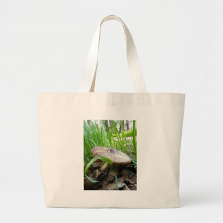 Curly and Shroom Large Tote Bag