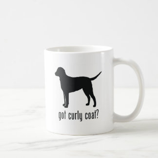 Curly-Coated Retriever Coffee Mug