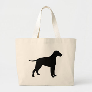 Curly-Coated Retriever Gear Tote Bags