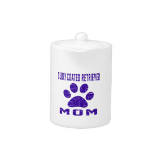 Curly-Coated Retriever Mom Gifts Designs
