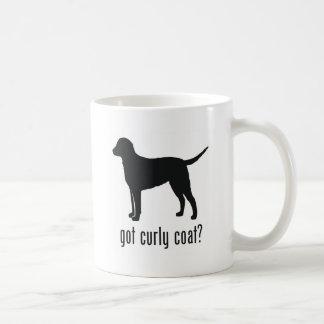 Curly-Coated Retriever Coffee Mugs