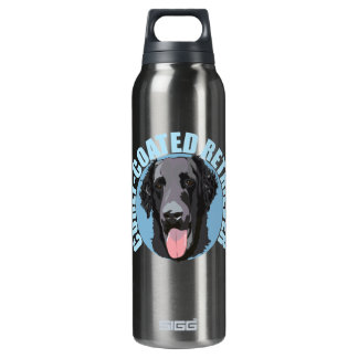 Curly-Coated Retriever SIGG Thermo 0.5L Insulated Bottle