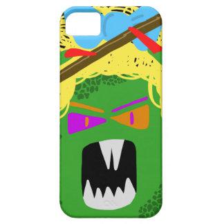 Curly Creep iPhone 5 Case