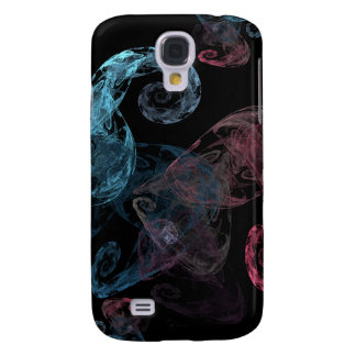 """""""Curly Cue"""" abstract art Custom Case Galaxy S4 Cases"""