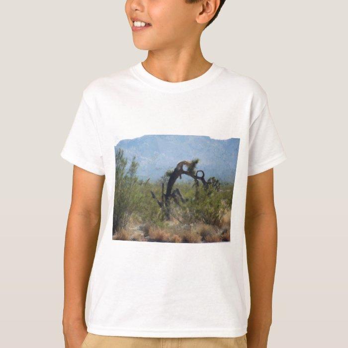Curly Desert Tree T-Shirt