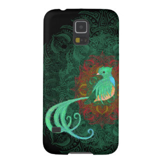 Curly Quetzal Galaxy S5 Case