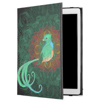 Curly Quetzal iPad Pro Case
