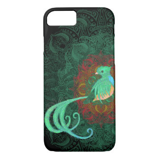 Curly Quetzal iPhone 7 Case