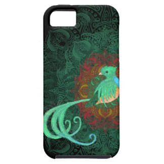 Curly Quetzal iPhone SE/5/5s Case