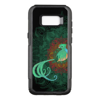 Curly Quetzal OtterBox Commuter Samsung Galaxy S8+ Case