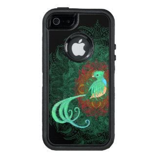 Curly Quetzal OtterBox Defender iPhone Case