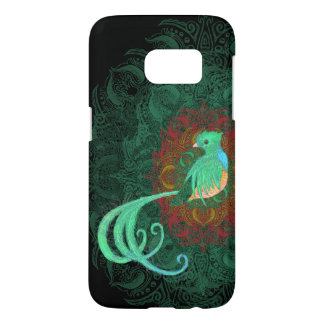Curly Quetzal Samsung Galaxy S7 Case