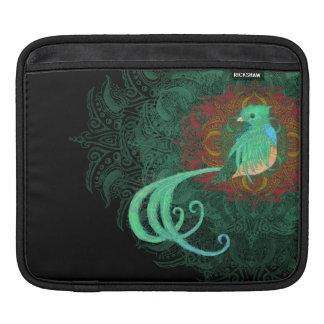 Curly Quetzal Sleeve For iPads