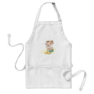 Curly Top Aprons