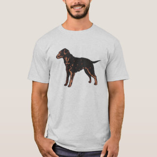 Curlyated Retreiver T-Shirt
