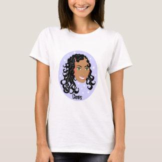 CurlyWavyHairGirl, Cute T-Shirt
