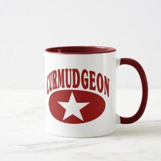 Curmudgeon, Mug