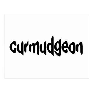 Curmudgeon Postcard