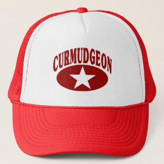 Curmudgeon Trucker Hat