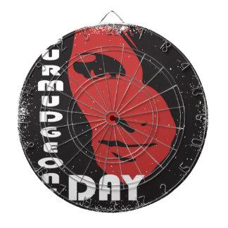 Curmudgeons Day - Appreciation Day Dart Board