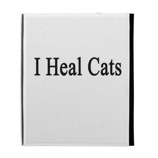 Curo gatos