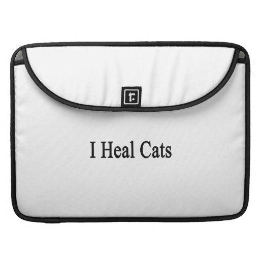 Curo gatos fundas macbook pro