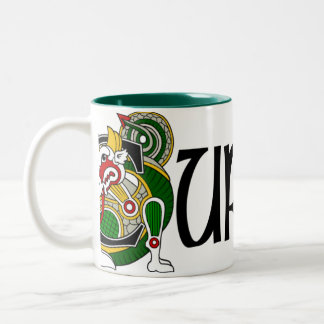Curran Celtic Dragon Mug