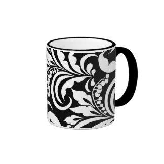 currant ringer coffee mug