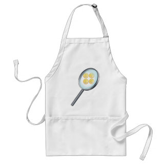 Currency Adult Apron