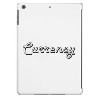 Currency Classic Retro Design Cover For iPad Air
