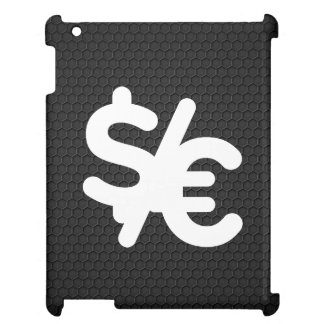 Currency Exchanges Pictogram Case For The iPad 2 3 4