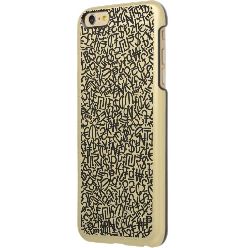 Currency Incipio Feather Shine iPhone 6 Plus Case