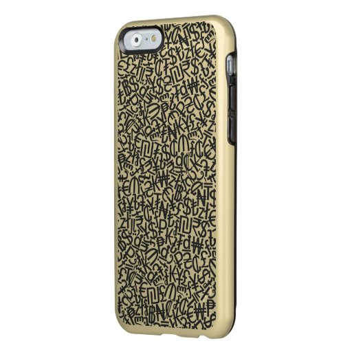 Currency Incipio Feather Shine iPhone 6 Case
