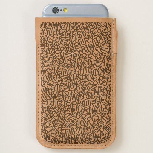 Currency iPhone 6/6S Case