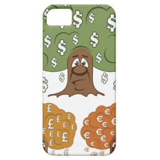CurrencyTreesL.jpg iPhone SE/5/5s Case