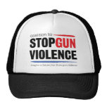 Current CSGV logo Hat
